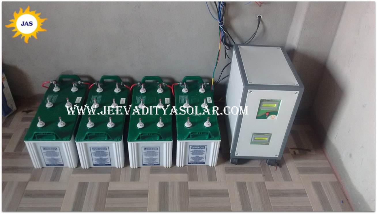 Solar Inverter Manufacturers in Chennai