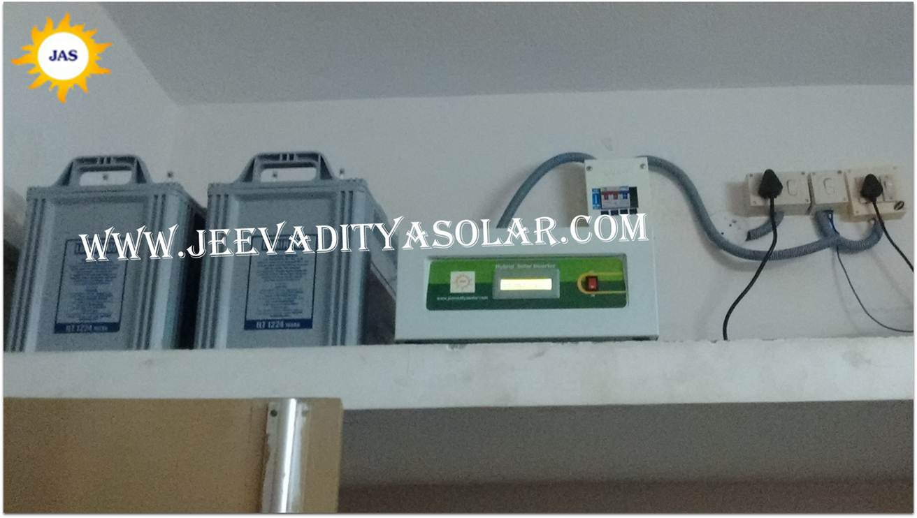 Solar Ups in Chennai