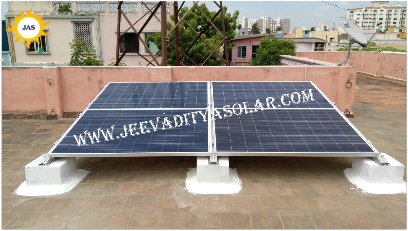 1kw, 5 kw Solar Panel Price in Chennai