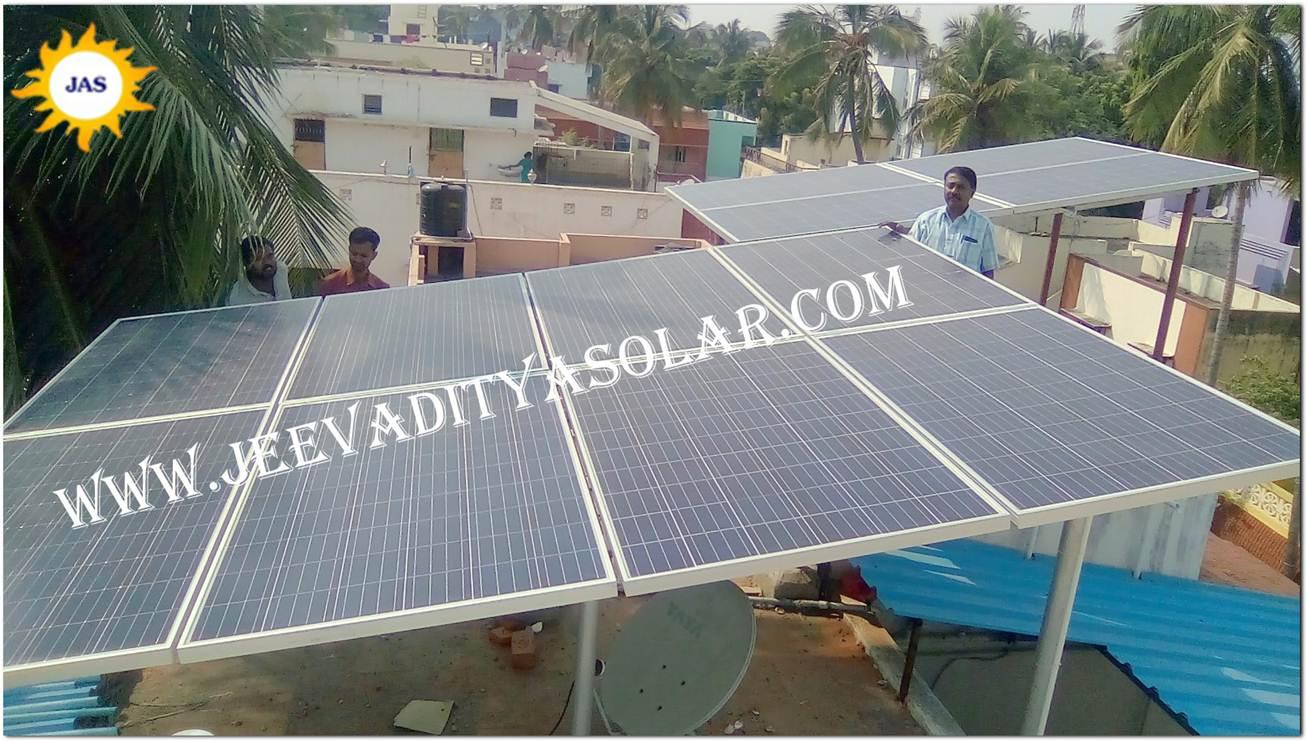 Solar Companies In Trichy Tuticorin Jeevaditya Solar Power